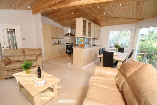 lodges for hire